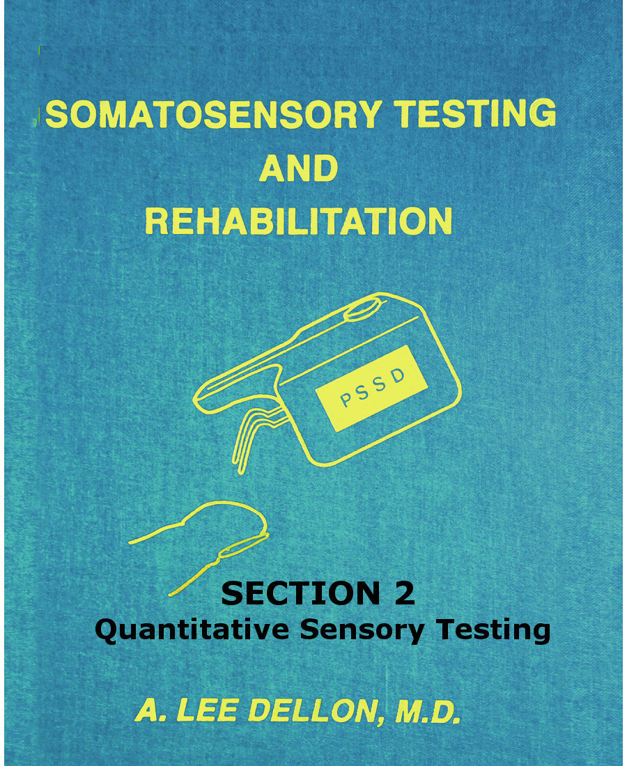 SECTION TWO quantitative sensory testing